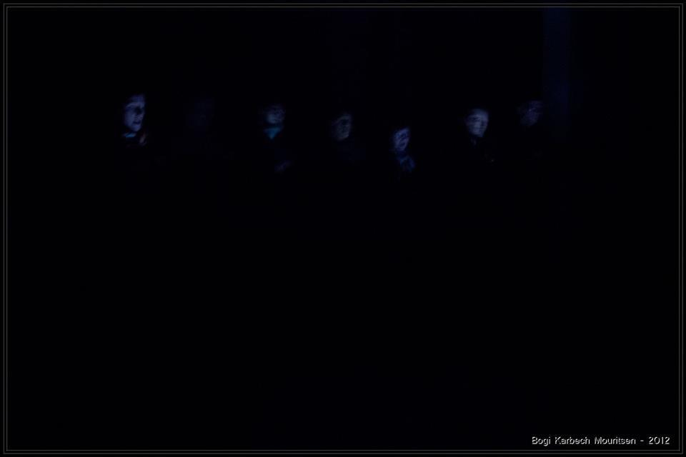 koncertimørke