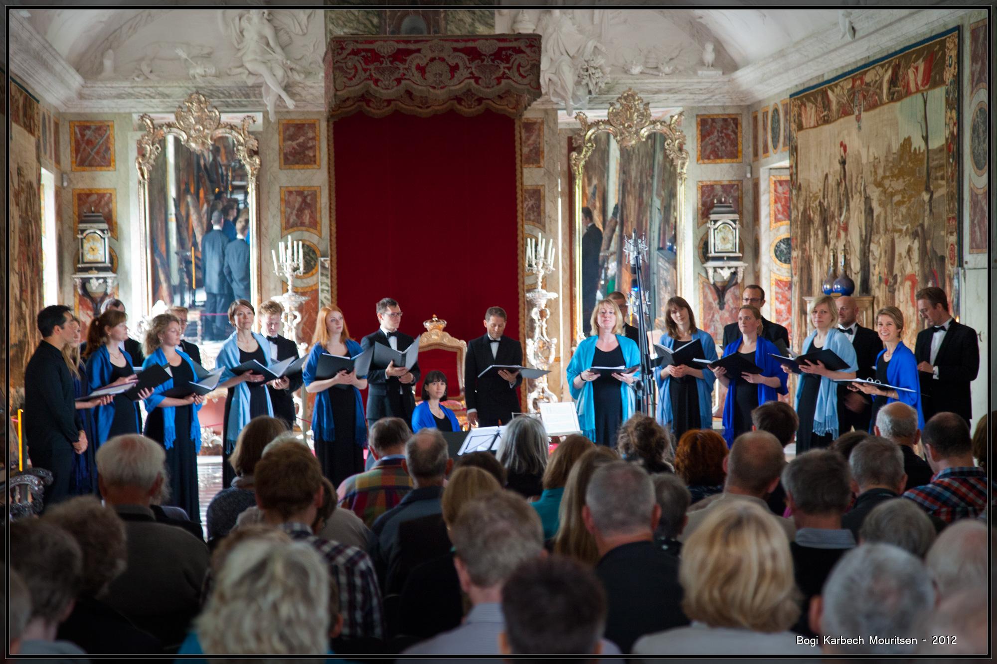 Rosenborg Slots - Riddersalen